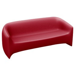 Blow Sofa Vondom Red