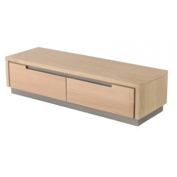 Oak 2 drawers KosyForm TV stand