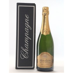 HeraLion shine of gold Reserve Brut Champagne