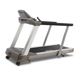 Treadmill with long handrails Spirit Fitness CTM 800