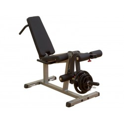 Post leg extension-folded GLCE365 Body-Solid