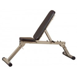Bench home tilts foldable Best Fitness BFFID10