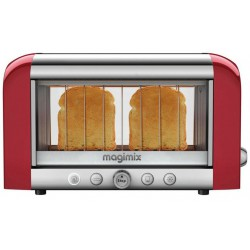 Toaster red 11540 Magimix Vision toaster