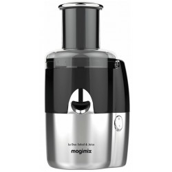 Centrifuge Duo Salad and Juice 18066F Magimix matte Chrome
