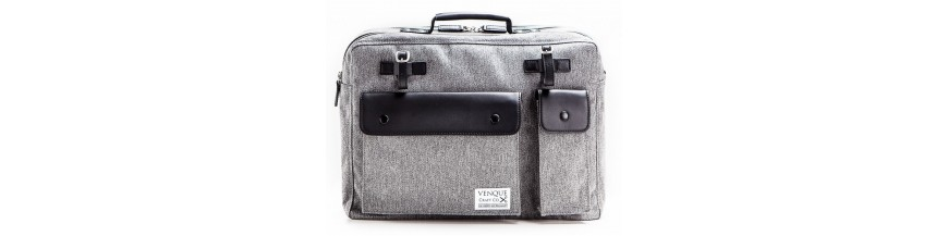 Suitcases and bags